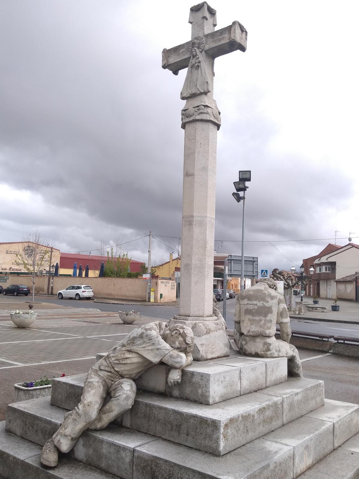 Bercianos del Real Camino to Mansilla de LasMulas